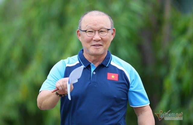 Danh sách U22 Việt Nam: Thầy Park bổ sung sao trẻ 17 tuổi