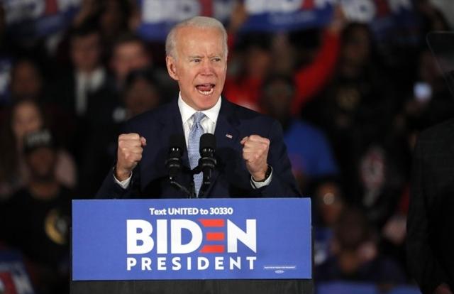 """Joe Biden tuyên bố """"sẽ chiến thắng Trump, giành được hơn 300 phiếu đại cử tri"""""""