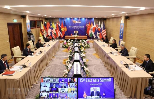 """ASEAN 2020: Tổng thống Nga Vladimir Putin ủng hộ """"Tuyên bố Hà Nội"""""""