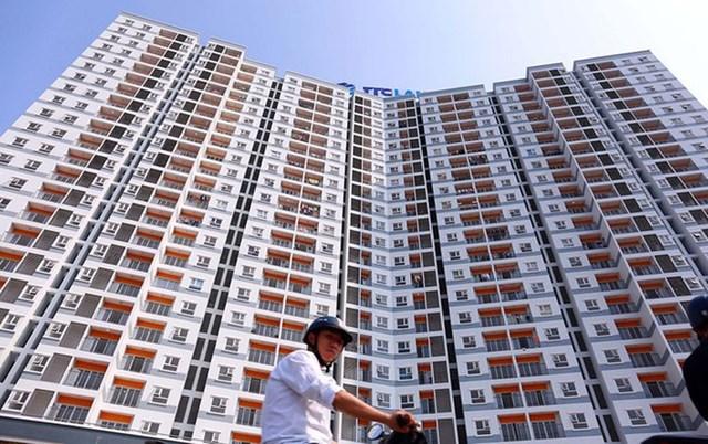 125.000 căn hộ thương mại được cấp phép trong quý III
