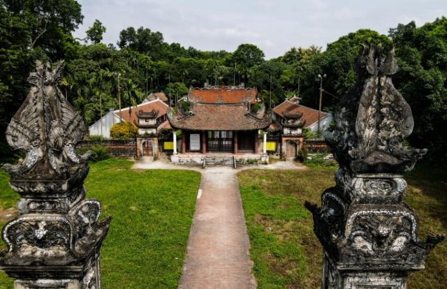 Chiêm ngưỡng ngôi đình cổ hơn 1.500 tuổi ở Hà Nội