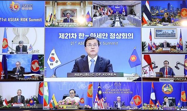 Hàn Quốc ghi nhận ASEAN tái khẳng định ủng hộ các nỗ lực hòa bình trên Bán đảo Triều Tiên