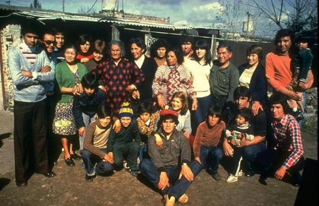 Những hình ảnh thời thanh xuân của Maradona