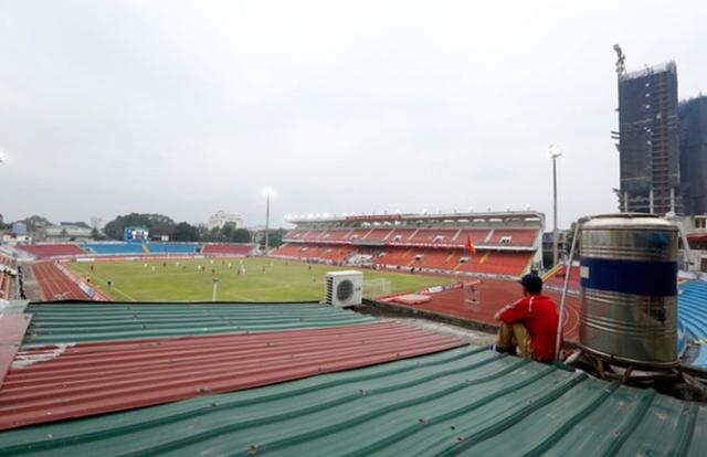 V-League phát triển chưa bền vững