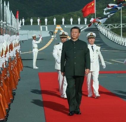 Trung Quốc trao quyền lớn hơn cho Quân ủy Trung ương