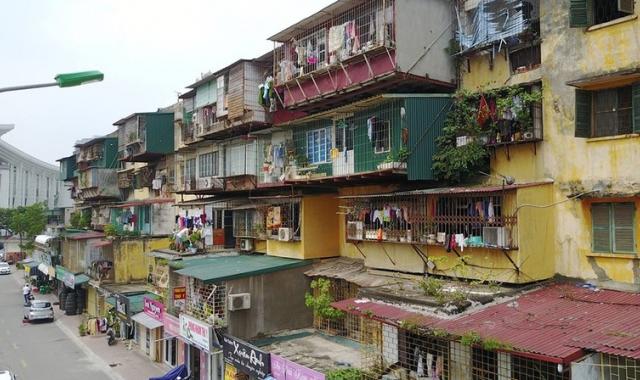 Hà Nội sẽ hoàn thành triển khai thí điểm 5 khu chung cư cũ trong năm 2021