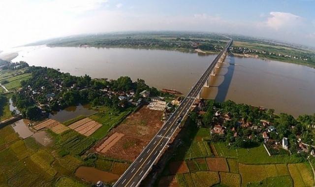 """Hà Nội chưa thể """"chốt"""" được quy hoạch hai bờ sông Hồng: Vướng mắc từ đâu?"""
