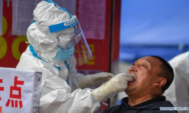 """Xuất hiện ca siêu lây nhiễm """"1 lây 102"""" ở Cát Lâm (Trung Quốc)"""