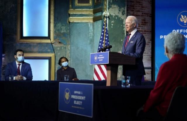 Những nhân vật chủ chốt trong nội các của ông Biden