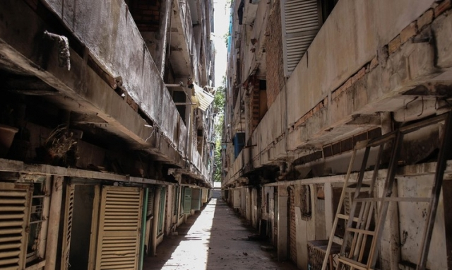 Vì sao TP HCM kiến nghị cưỡng chế chung cư cũ nguy hiểm?