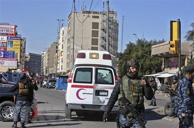 Đánh bom liên hoàn tại Iraq: Tổ chức khủng bố IS nhận là thủ phạm