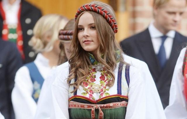 Bật mí về Nữ hoàng tương lai xinh đẹp, tài năng của Na Uy