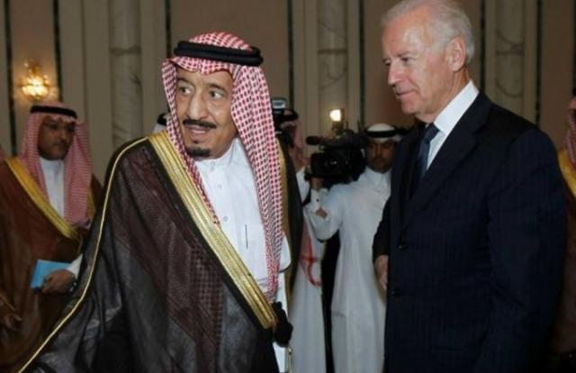 Hé lộ nội dung cuộc điện đàm của ông Biden với Quốc vương Saudi Arabia