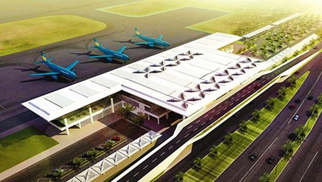 """Nhiều tập đoàn lớn xếp hàng chờ """"rót"""" tiền xây sân bay Quảng Trị"""