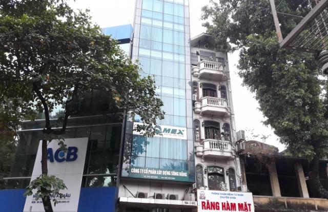 """Cục thuế Hà Nội """"mỏi miệng"""" nhắc nợ Công ty Xây dựng Sông Hồng"""