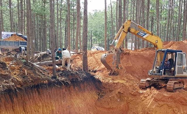 Địa ốc 7AM: Xây dựng trái phép tại hồ Tuyền Lâm, lo ngại cao ốc của Vinaconex sẽ thành 'điểm nóng'