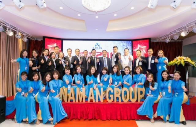 NamAn Group được Trung tâm TQC chứng nhận đạt ISO 22000:2005