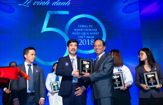Vinamilk là đại diện duy nhất của Việt Nam trong Top 50 Asia300