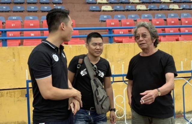 Nhạc sĩ Phó Đức Phương sẽ hòa giọng cùng khán giả trận Hà Nội FC gặp HAGL