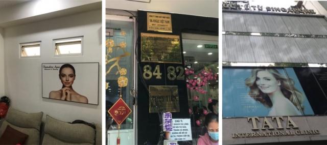 Sở Y tế Thành phố Hồ Chí Minh liên tục xử lý các cơ sở thẩm mỹ không phép