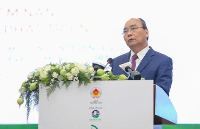 Thủ tướng Nguyễn Xuân Phúc: Trà Vinh từ một tỉnh nghèo trở thành nhóm dẫn đầu của Đồng Bằng Sông Cửu Long