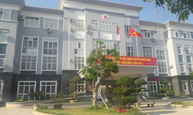 Sơn La: Trộm đột nhập UBND huyện Phù Yên phá két sắt lấy đi rất nhiều tiền