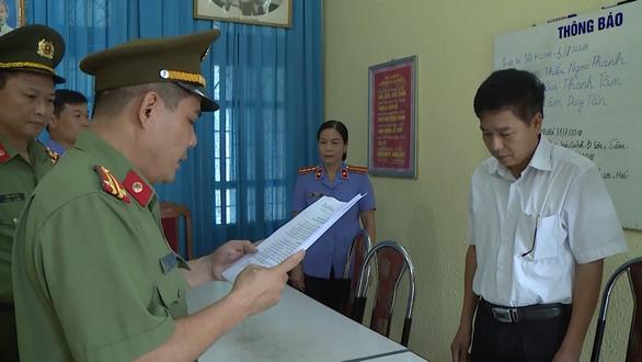 Đề nghị truy tố 8 đối tượng trong vụ gian lận điểm thi THPT ở Sơn La