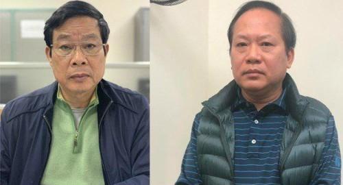 Truy tố 2 cựu Bộ trưởng TT&TT tội nhận hối lộ và vi phạm đầu tư công