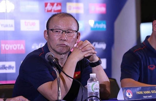 Chốt thời điểm VFF ký hợp đồng với HLV Park Hang Seo