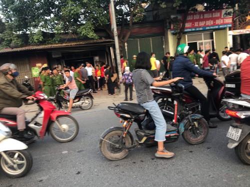 Điều tra vụ hỗn chiến ở tiệm cầm đồ ở Thường Tín khiến một thanh niên tử vong