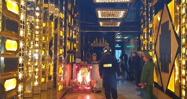 Nhiều quán karaoke sai phạm về phòng cháy vẫn công khai hoạt động tại quận Hai Bà Trưng