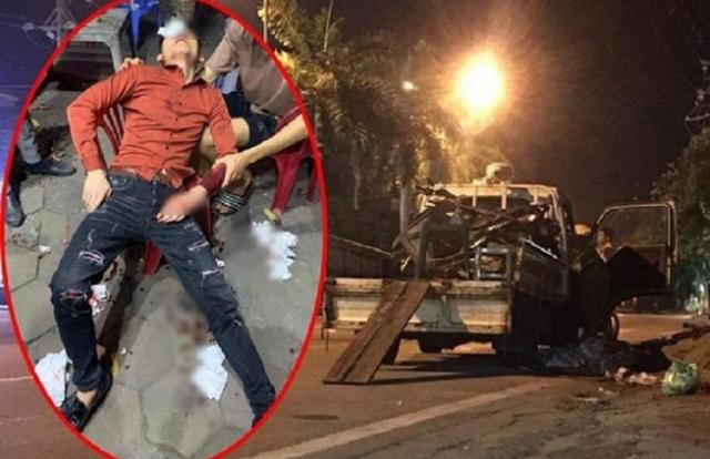 Xác minh thông tin CSGT TP Vĩnh Yên bị tố vụt dùi cui khiến người vi phạm bị vỡ mũi