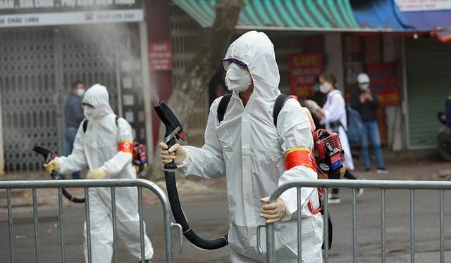 Hà Nội đã phát hiện ca lây nhiễm virus SARS-CoV-2 thứ phát trong cộng đồng, nguy cơ lây nhiễm rất cao