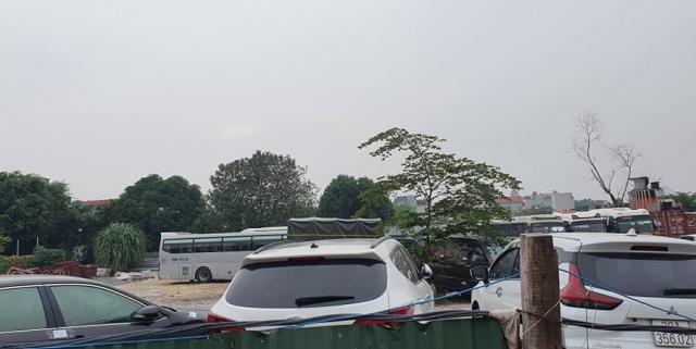 Sau khi Pháp luật Plus phản ánh, bãi xe trái phép tại quận Hoàng Mai bị xử phạt, đình chỉ hoạt động!