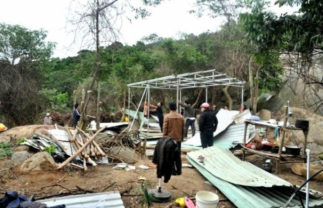 """Đà Nẵng: Xem xét trách nhiệm của """"sếp"""" kiểm lâm để xảy ra nhiều vụ phá rừng lớn"""
