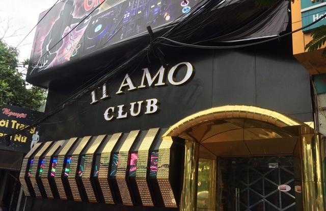 Hải Phòng: Đột kích quán bar Tiamo Music Club, phát hiện hàng chục dân chơi dương tính với ma túy