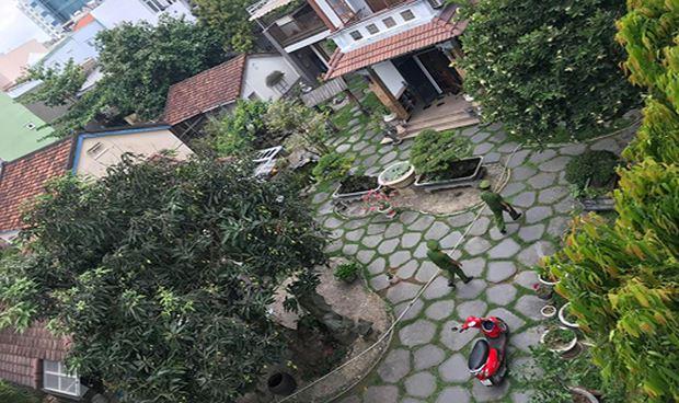 Công an khám xét nhà riêng 2 cựu Chủ tịch TP Đà Nẵng