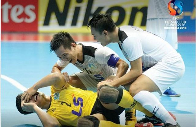 Đánh bại đội bóng Nhật Bản, futsal Việt Nam gây địa chấn châu Á