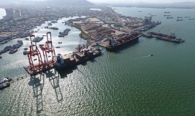 Yêu cầu báo cáo Thủ tướng kết luận thanh tra cảng Quy Nhơn