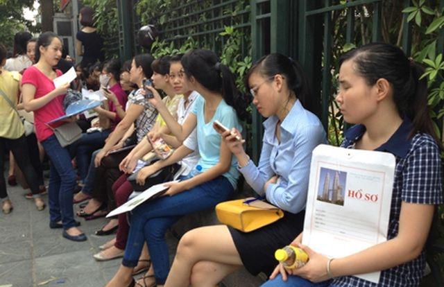 Hà Nội tuyển hơn 1.000 công chức trong năm 2019