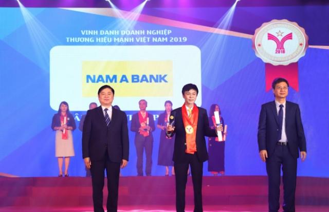 5 năm đạt thương hiệu mạnh, Nam A Bank ngày càng khẳng định vị thế