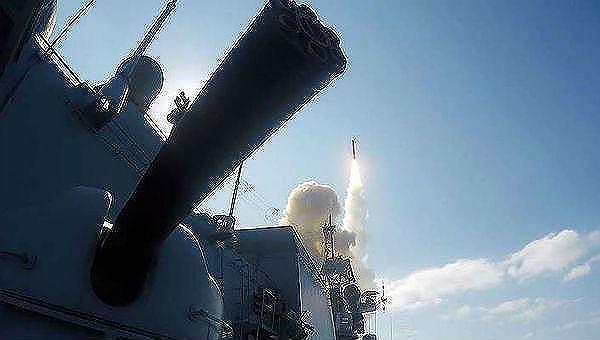 """Nga sẽ phô diễn tàu mang 16 tên lửa """"lật nhào chính sách pháo hạm tên lửa Mỹ"""""""