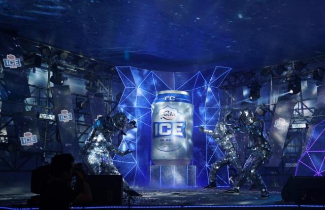 Carlsberg Việt Nam đã cho ra mắt bia Huda Ice Blast phiên bản lon