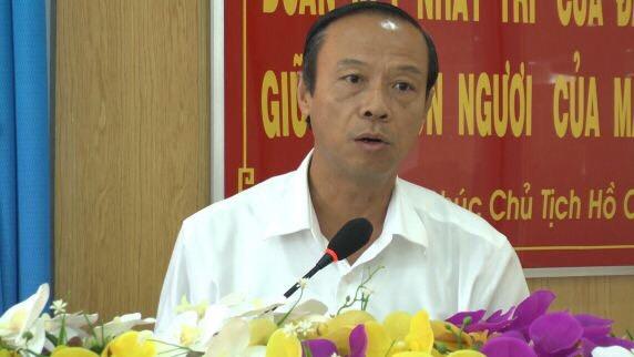 Ông Nguyễn Văn Thọ làm Phó Bí thư Tỉnh ủy Bà Rịa - Vũng Tàu