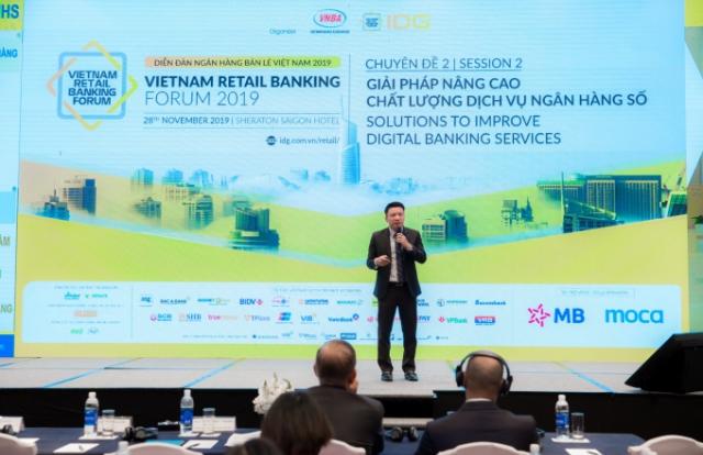 Nhà băng Việt sắp đưa robot và trí thuệ nhân tạo AI vào giao dịch
