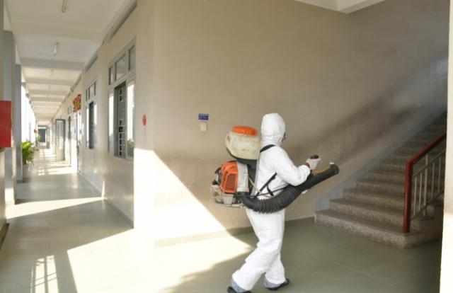 Đồng Nai sẽ xây dựng bệnh viện dã chiến để phòng, chống dịch Corona trên khu đất rộng 10.000m2