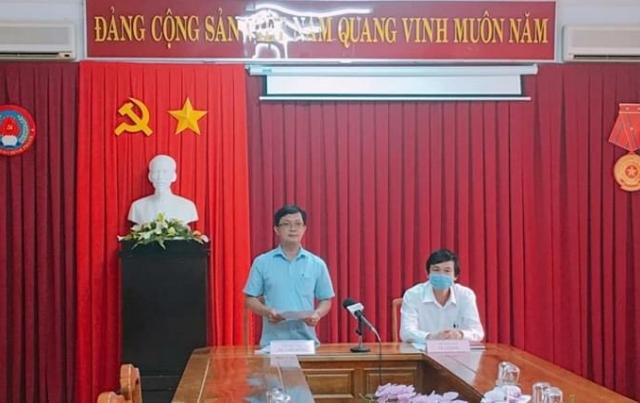 Tỉnh ủy Bình Phước cách tất cả các chức trong Đảng của Phó chủ tịch HĐND huyện Hớn Quản