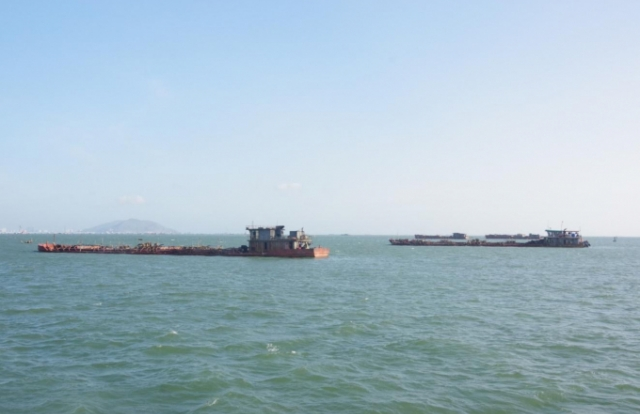 Bà Rịa - Vũng Tàu: Bắt giữ 5 phương tiện vận chuyển gần 2.500m3 cát lậu