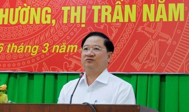 """Chủ tịch UBND TP Cần Thơ Trần Việt Trường: """"Cán bộ phải xem khó khăn của người dân là khó khăn của mình"""""""