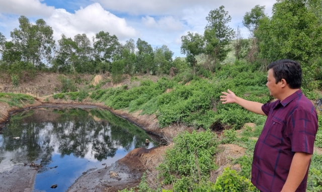 UBND thị xã Phú Mỹ khẳng định Công ty Đại Nam Ong Biển không bơm chất thải ra môi trường